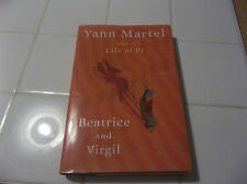Beatrice and Virgil by Yann Martel (2010, Hardcover)