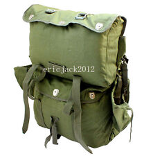 beautiful SURPLUS CHINESE ARMY PLA TYPE 65 PARATROOPER BACKPACK BAG -L341