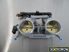 EB481 2017 17 SKIDOO SUMMIT X 850 165 THROTTLE BODY FUEL RAIL INJECTORS