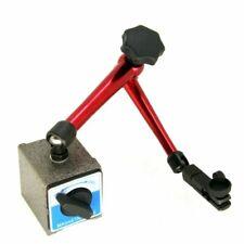 350 mm Magnet Magnetfuß Stativ verstellbar Magnetfußhalter Messuhr Indicator