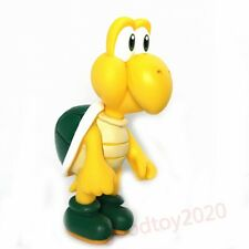 "Super Mario Bros. Brothers Koopa Troopa Turtle 5"" PVC Figure Toy No Box"