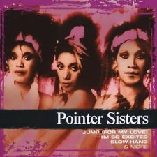 CD NEUF escellé - POINTER SISTERS - COLLECTIONS -C55
