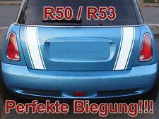 Strisce Boot strisce Adesivo Portellone per MINI COOPER One Works Jack R50 R53