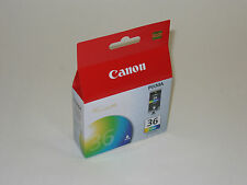 Genuine Canon CLI-36 color ink for CLI36 PIXMA iP100 mini 260 320 printer 36