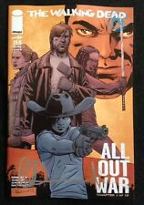 THE WALKING DEAD #115 MIDNIGHT RELEASE VARIANT COVER SIGNED BY CHARLIE ADLARD