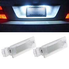 18 SMD LED Lamp Car Trunk Luggage Compartment White Light For VW Golf 4/5/6 Polo
