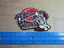 Patch Bubblegum Las Vegas Dancing Queen Strip Show Nose Art Rockabilly V8 US Car