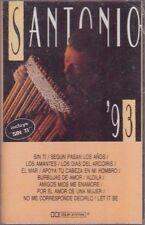 Santonio 93 Santonio Chile  Cassette Nuevo sealed