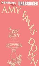 Amy Falls Down : A Novel by Jincy Willett (2014, MP3 CD, Unabridged)