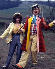 Colin Baker & Nicola Bryant (19092) 8x10 Photo