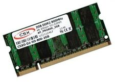 RAM 2gb 800 MHz ddr2 Asus ASmobile f50 Notebook f50s memoria SO-DIMM