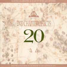 20:1972-1992 by 2nd Chapter of Acts