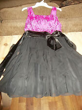 Girls size 14 Rare Editions Party Dress