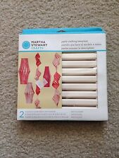 New MARTHA STEWART CRAFTS PARTY CRAFTING TEMPLATE-Chinese Lanterns-Small