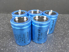 LOT OF 5 MALLORY CGS851T450X4CB PH CAPACITOR 1100 MFD 450 VDC