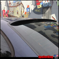 (284R)Rear Roof Spoiler Window Wing (Fits: Toyota Yaris 2005-10 4dr) SpoilerKing