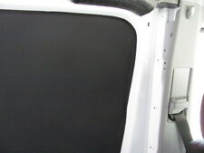 Mercedes Sprinter van privacy curtains  camping accessory slider door  black