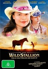 The Wild Stallion (DVD, 2010)= CONNIE SELLECCA = PAL 4 =SEALED