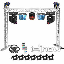 Chauvet Intimidator 250 LED Mini Kinta Hemisphere Laser Lighting System + Truss