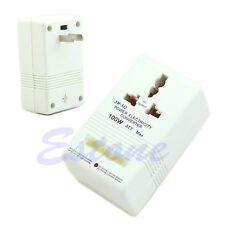 Professional New 220/240V To 110/120V Power Voltage Converter Adapter