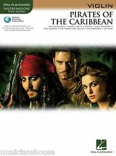 PIRATES OF THE CARIBBEAN Music Book for VIOLIN DOWNLOAD FILM MOVIE JACK SPARROW