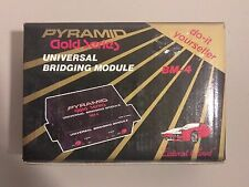 Pyramid BM-4 Universal AMP Bridging Module Switchable 4, 3, 2 Channel Mode