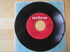 Elvis 45rpm record, We Call On Him/You'll Never Walk Alone, RCA # 47-9600 Canada