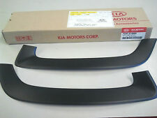 2010-2011 Kia Soul Head Lamp Accents Light Lens Trim OEM P8390-2K100MB