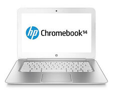 "HP 14"" Chromebook 2GB 16GB Chrome OS - White (14-q010nr)"