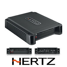 HERTZ HCP1D HCP 1D 700 WATT MONO CHANNEL STEREO SUBWOOFER BASS POWER AMPLIFIER