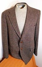 Vintage Levi's Tailored Classics Tweed Sportscoat Blazer Jacket Size 40R