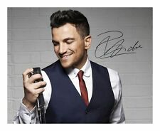 PETER ANDRE SIGNED AUTOGRAPHED A4 PP PHOTO POSTER B