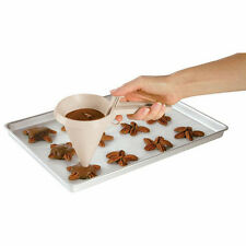 Candy Melt Batter Easy Pour Funnel Chocolate Molding Cake Push Button New