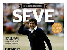 GOLF MONTHLY Magazine The Ultimate Sports Series Seve Ballesteros NEW