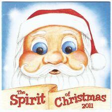 THE SPIRIT OF CHRISTMAS 2011 CD oz Myer LEO SAYER anthony warlow ROSS WILSON