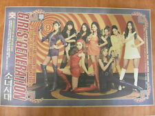SNSD GIRLS' GENERATION - Hoot [OFFICIAL] POSTER K-POP *NEW*