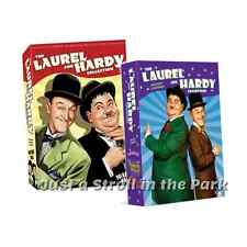 The Laurel and Hardy Collection: Complete Volumes 1 & 2 Box / DVD Set(s) NEW!