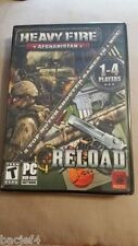 Heavy Fire: Afghanistan & Reload First Person Shooter Game Combo Pack