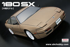 ABC HOBBY RC 1/10 SuperBody 180SX Clear Body Drift PANDORA D-like Yokomo TAMIYA