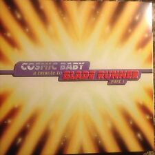 COSMIC BABY • A Tribute To Blade Runner Part 1 • Vinile 12 Mix • YZ881 T