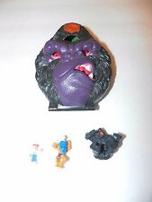 Bluebird Mighty Max TANGLES WITH THE APE KING Nice Condition VTG HTF Doom Zones