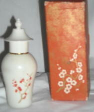 Vintage Avon Imperial Garden Cologne Mist Bottle with Box No Contents