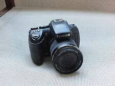 "Fuji FinePix HS25EXR- 16mp- Bridge Digital Camera .30x Zoom- HD- 3.0"" Lcd-.Black"