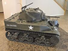 "1:6 Custom Ultimate Soldier WWII US M5 Tank 12"" GI Joe Dragon DAM"