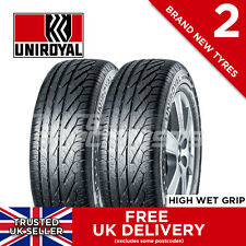 2x NEW 195 60 15 UNIROYAL RAINEXPERT 3 88H TYRE 195/60R15 (2 TYRES) 'A' WET GRIP