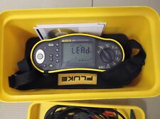 Fluke 1652c MULTIFUNZIONE Installazione Tester