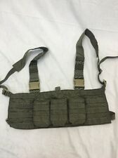 Eagle Industries Ranger Green Chest Rig Carbine FB LE Swat FBI