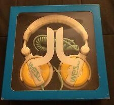 WESC BAGPIPE DJ HEADPHONES LIMELIGHT LIMITED EDITION