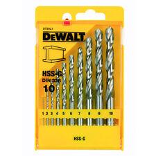 DEWALT dt5921qz METAL Drill Bit Set 9 pezzi