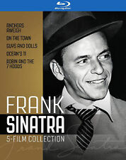 Frank Sinatra Collection (Blu-ray Disc, 2015, 5-Disc Set)